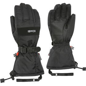 KOMBI Storm Gloves Barn Black